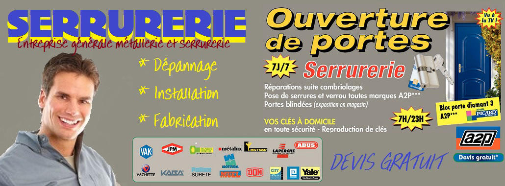 serrurier Le Chesnay 01.39.20.01.90